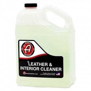 Adam's Leather and Interior Cleaner
