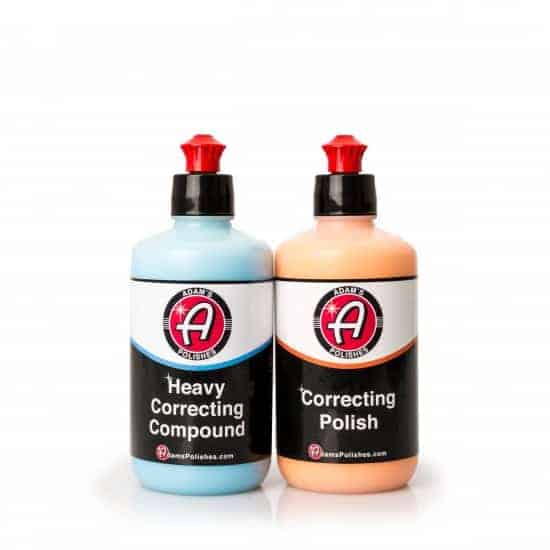 Adam's Two Step 8oz Polish Kit