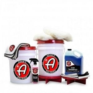 Complete 2 Bucket Car Wash Kit