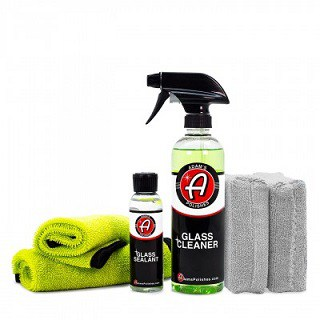 Perfect Vision Glass Cleaner & Sealant Combo