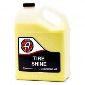 Adam's Tire Shine  Gallon