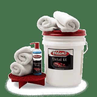 Adam's Rinseless Wash Starter Kit