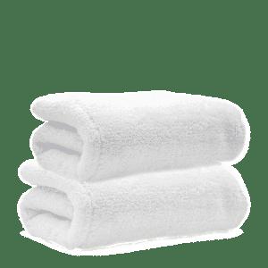 Adam's Double Soft Microfiber Towel 2Pack