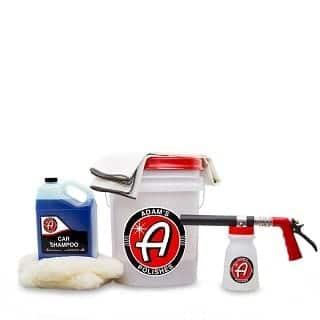 Adam's Premium Foam Gun Wash Kit