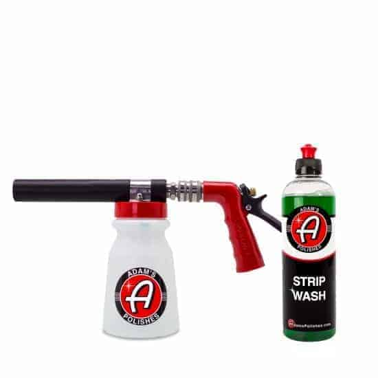 Adam's Foam Gun & Strip Wash Combo