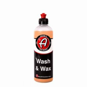 Adam's Wash & Wax 16oz