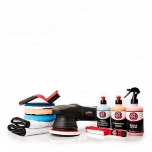 Adam's Two Step Swirl Killer Advanced Polishing Kit