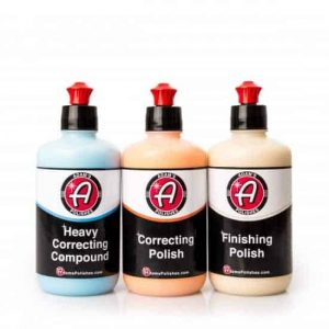 Adam's 3 Step Polish Combo (8oz)