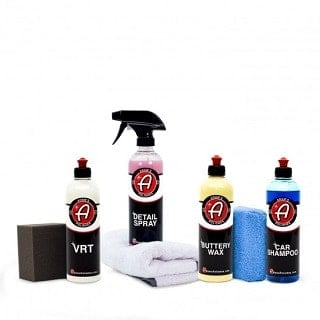 Adam's Basic Car Care Kit