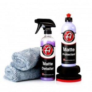 Adam's Matte Finish Basic Kit