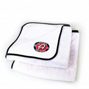 Adam's Ultra Plush Drying Towel 2 Pack