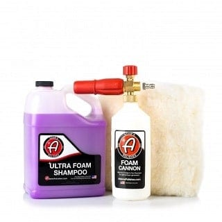 Adam's Foam Cannon Extreme Suds Kit