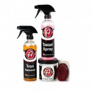 Adam's Iron & Contamination Removal Kit