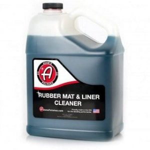 Adam's Rubber Mat & Liner Cleaner Gallon