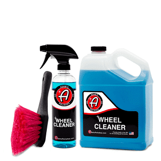 Adam's Wheel Cleaner Bundle