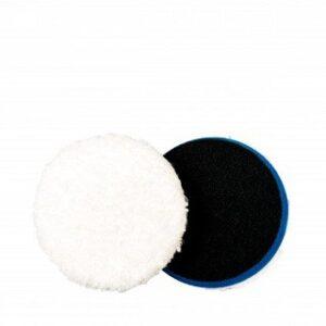 """Adam's 4"""" Blue Microfiber Cutting Pads (2 Pack)"""