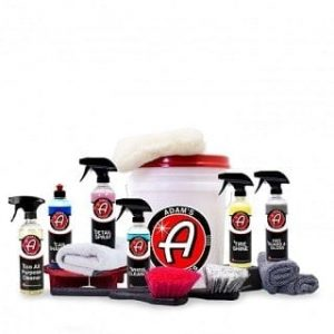 Adam's Winter Washing Detail Kit