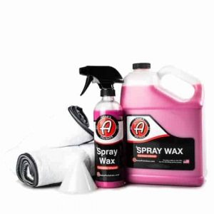 Adam's Spray Wax Collection
