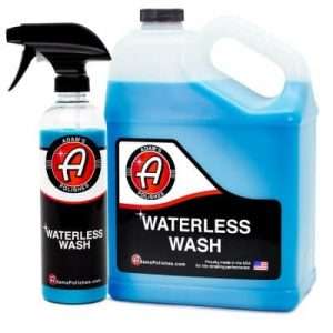 Adams Waterless Wash BOGO