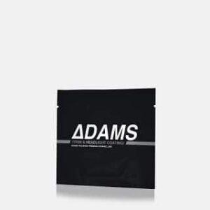 ADAM'S CERAMIC TRIM & HEADLIGHT COATING WIPE