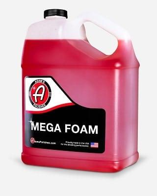 Adam's Mega Foam Car Shampoo