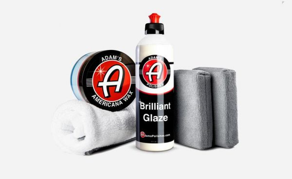 Adam's Americana Paste Wax (6oz) 1