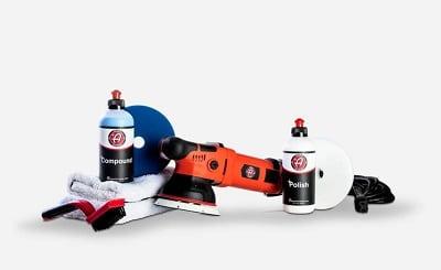 Adam's SK Pro 15mm Swirl Killer Polisher Two Step Kit