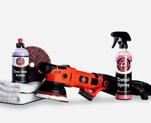 Adam's SK Pro 15mm Swirl Killer Polisher One Step Kit