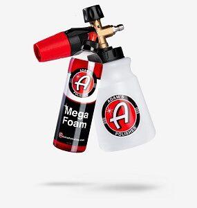 Adam's Limited Foam Cannon With Mega Foam Shampoo