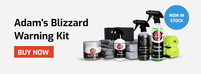 Adam's Blizzard Warning Kit