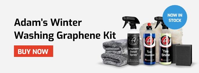 Adam's Winter Washing Graphene Kit